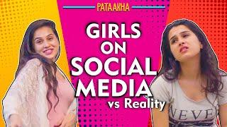 Social Media Life Expectation Vs Reality | Pataakha