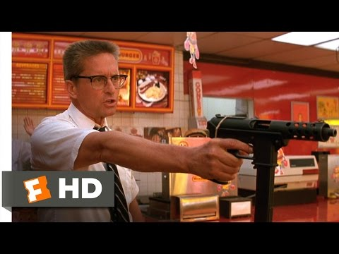 Falling Down (6/10) Movie CLIP - The Customer Is Always Right (1993) HD Mp3