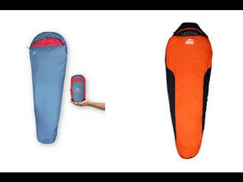 Reviews: Best Ultralight Sleeping Bag 2017