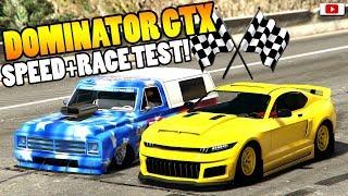 🤣🏁Zieht Er Sie ALLE? DOMINATOR GTX Speed + Race Test!🏁🤣 [GTA 5 Online Super Sport Series Update DLC]