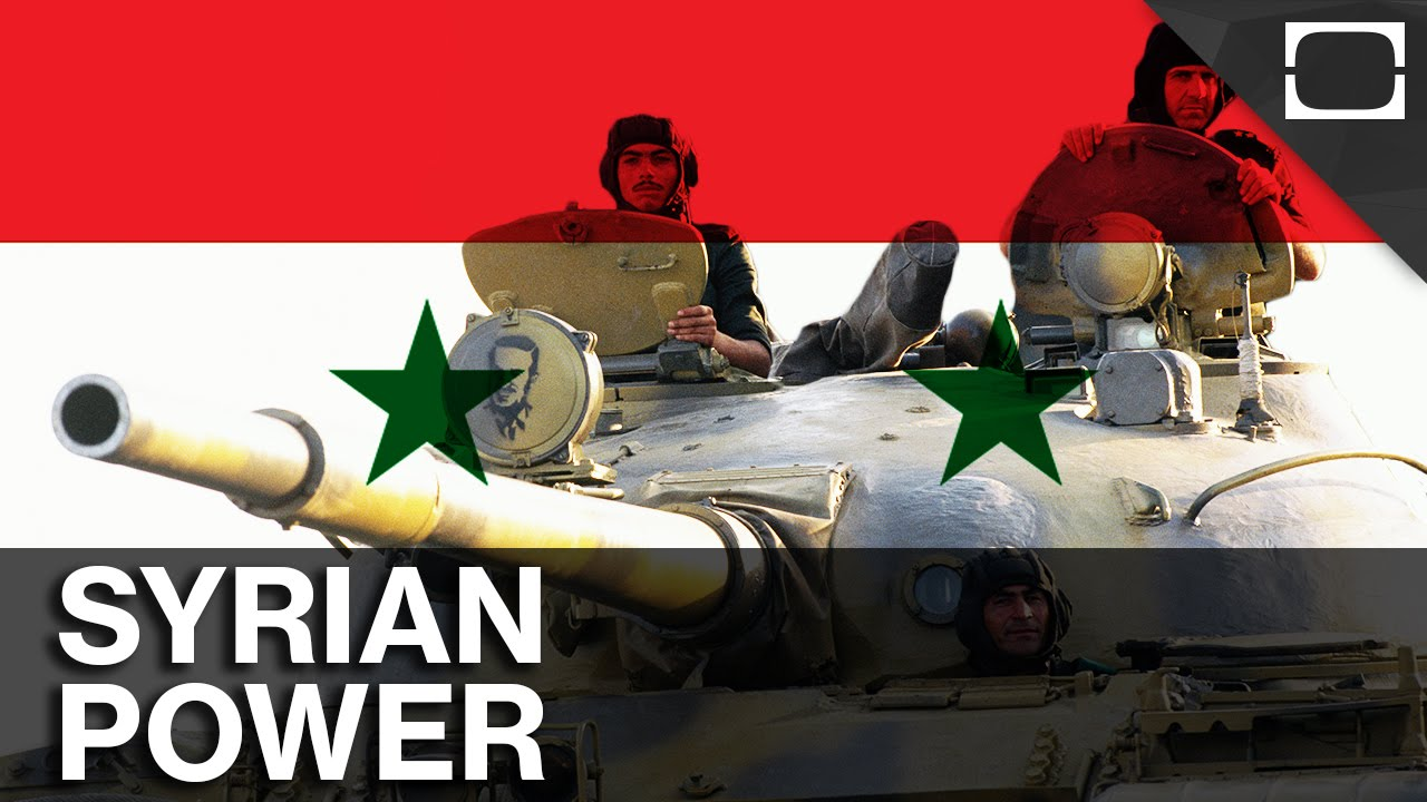 How Powerful is Syria? thumbnail