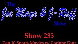 Show 233 - Favorite Sports Movies w/ Corinne
