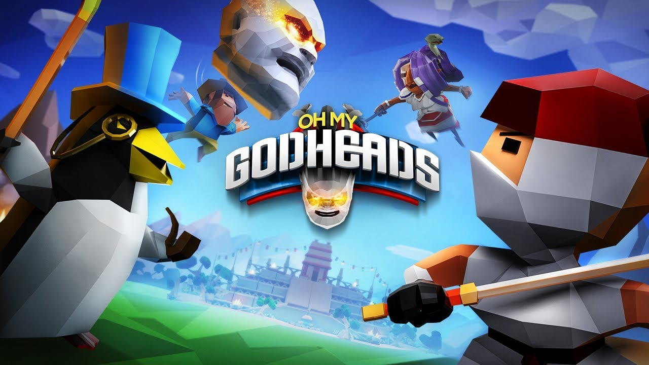 Video Oh My Godheads [PC Download]