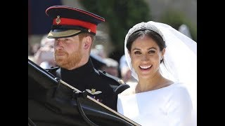 FULL CEREMONY: Meghan Markle and Prince Harry's royal wedding