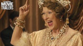 Meryl Streep & Hugh Grant Star In FLORENCE FOSTER JENKINS  Teaser Trailer HD