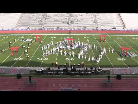 Damonte Ranch High School Band Digital Music Project