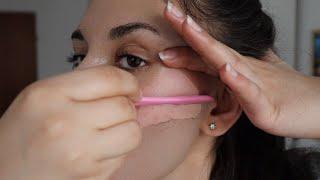 ich rasiere mein Gesicht als Frau I Pani Mehdipour