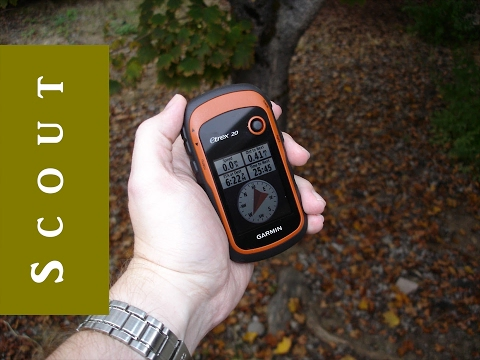 Garmin eTrex 20 Mini GPS for Prepping, Hunting, and Travel - Scout Prepper