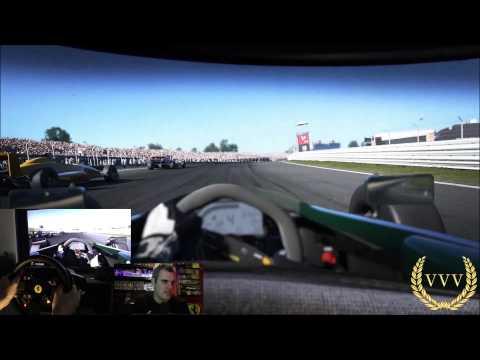 Project Cars v 8 minut dlouhém videu