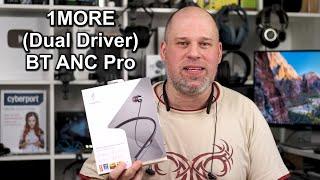 1MORE (Dual Driver) BT ANC Pro (2020) | Nackenband mit ANC & Hear-Through