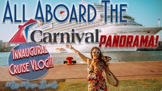 CARNIVAL CRUISE VLOG 2019 | Carnival Panorama Mexican Riviera Fun!