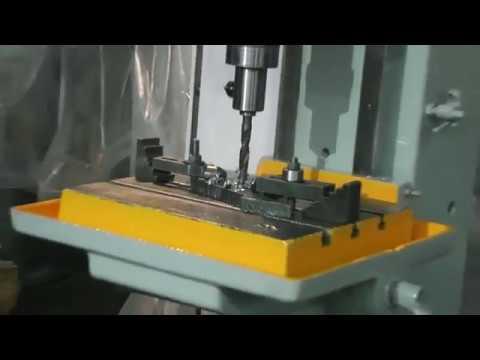 Ремонт сверлильного станка 2Н135