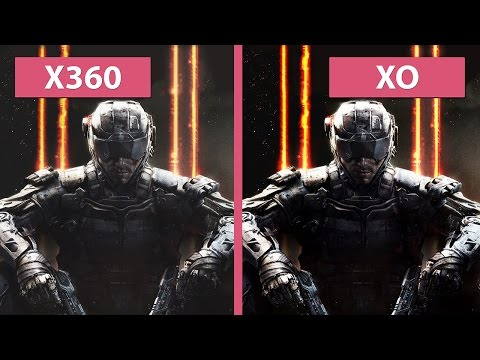 Call of Duty Black Ops 3 : Xbox One vs Xbox 360