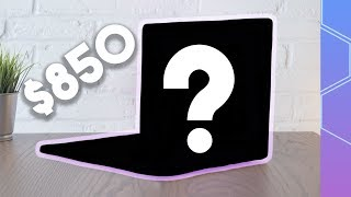 This $850 mystery MacBook is INSANE!