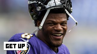 Lamar Jackson leads Ravens to No. 1 seed after win vs. the Browns   Get Up