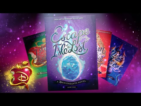 Escape from the Isle of the Lost | Disney Descendants