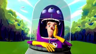 Смешные короткометражные мультфильмы #27