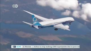 World News – UK – Airbus Scraps Production Of A380 Superjumbo Over Loss Of Orders And Other