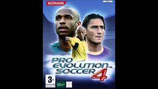 Pro Evolution Soccer 4 Soundtrack - Main Menu