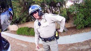 Top 5 Best   Cops Vs Bikers | Police Chase | Cool Cops | [Episode 29]