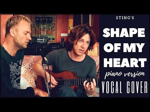 Download Sting Shape Of My Heart Best Piano Cover Video 3GP Mp4 FLV