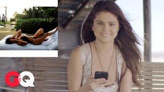 Selena Gomez Instagram: 24 Untold Stories Behind Her Pics | No Filter | GQ