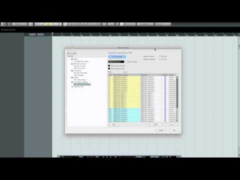 Cubase Ninja! Part 1: Setting up your audio interface