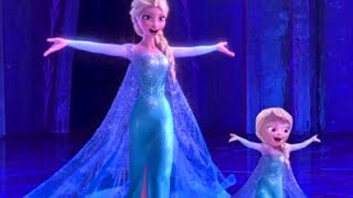 Elsas Cinderella Story  They Have A Son  Twinkle Twinkle Little Star Song  Kids Frozen Parody