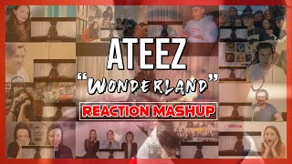 ATEEZ(에이티즈)   'WONDERLAND' MV   Reaction Mashup
