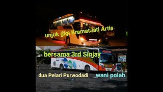 unjuk gigi 2 pelari~3rd Sinar Jaya Vs Kramat Jati Artis,blong Cipali