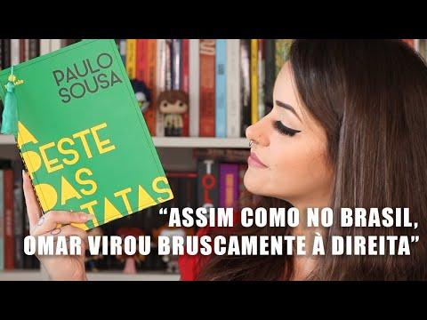 A PESTE DAS BATATAS   Paulo Sousa   Papo Resenha