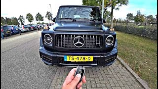 Here's Why This 2020 Mercedes G63 AMG G Wagon is the Best Yet   POV Test Drive