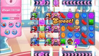 Candy Crush Saga Level 4289 NO BOOSTERS