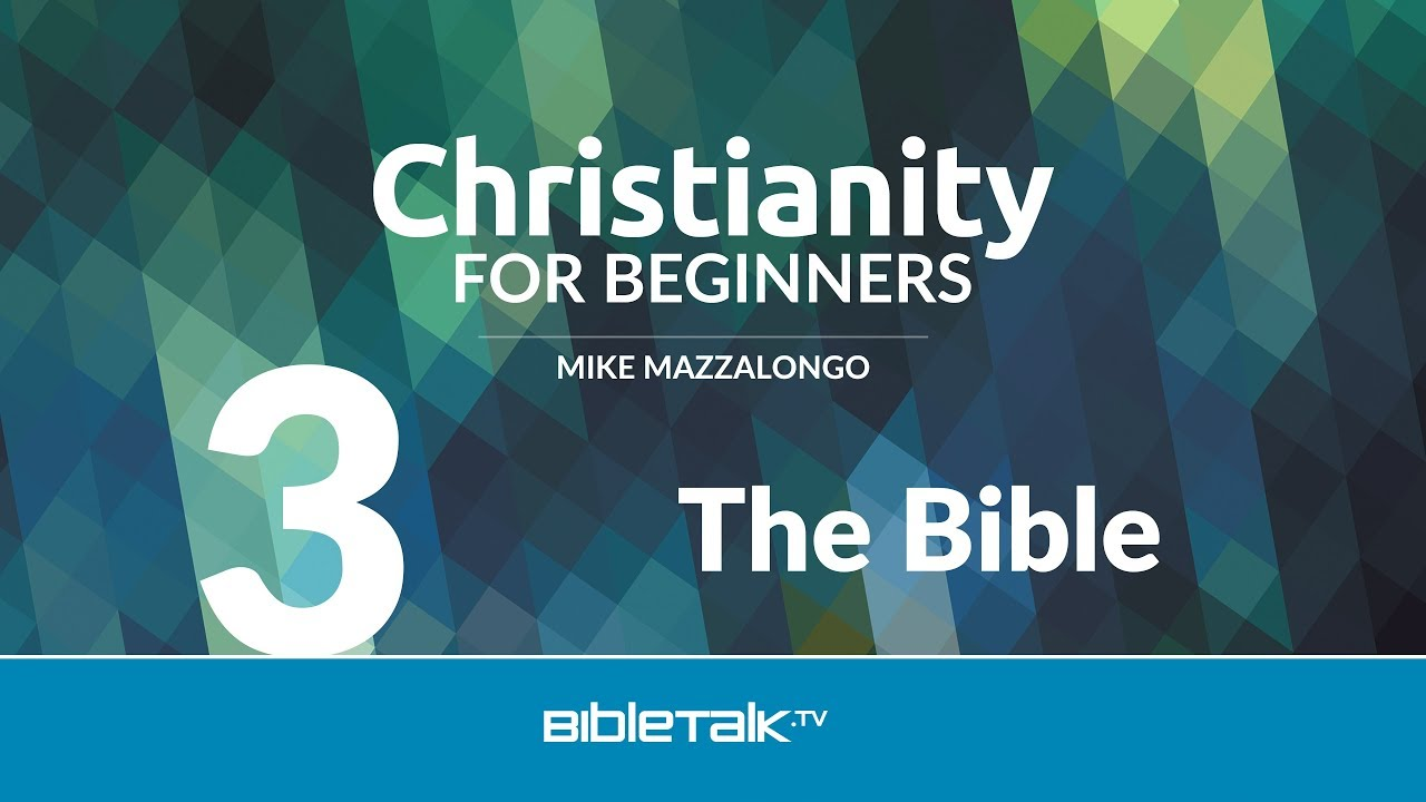 3. The Bible