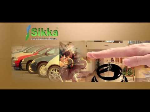 3D Tour of Sikka Kimaantra Greens Apartment