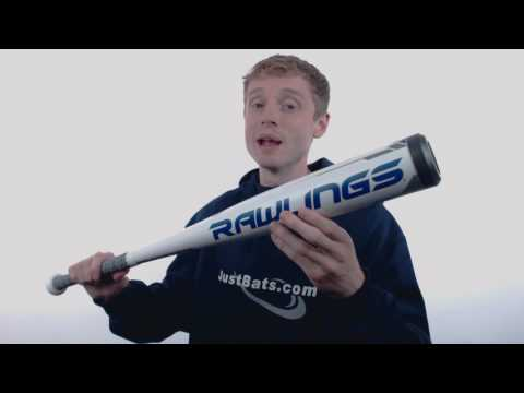 2018 Rawlings VELO -5 Senior League Baseball Bat: UT8V5