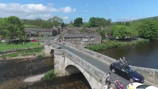 Burnsall Yorkshire trip