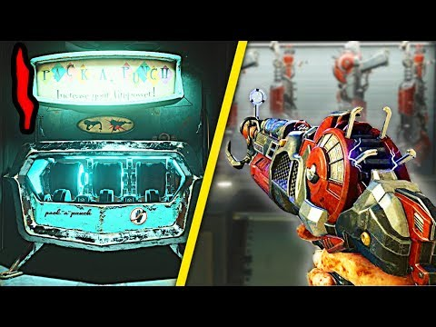 Download ULTIMATE GUIDE TO ALPHA OMEGA: Round 1 Pack A Punch, All Raygun Upgrades & Buildables (Black Ops 4) Mp4 HD Video and MP3