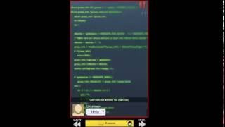Mystic Messenger- [SPOILERS] Prologue Easter Egg (lying about the lock)