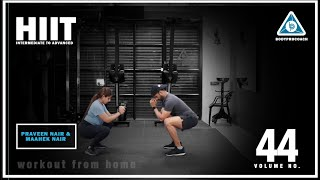 Train To Look Good  |  Volume No. 44 || Home Workout || Fat Loss | Weight Loss |