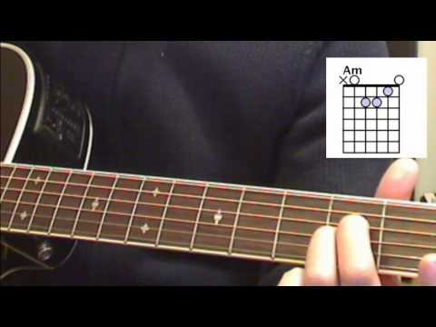 Am Chord - Guitar Tutorial - Part 6