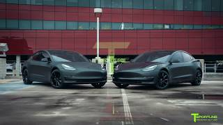 Matte Black Vs Satin Black Tesla Model 3: Which Would You Choose?