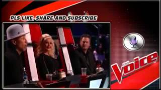 Gambar cover The Voice 2015 blind audition: Joe Tolo: