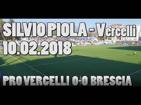 Preview video Campionato Serie B : PRO VERCELLI - BRESCIA