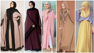 100+ Abaya Dresses /Abaya Dress Lookbook 2019/Arabic Hijab Dubai Collection