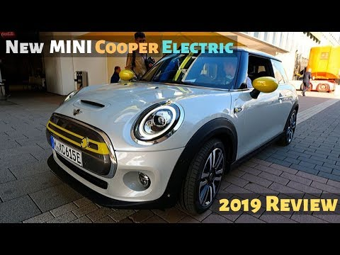 New MINI Cooper Electric 2019 Review Interior Exterior