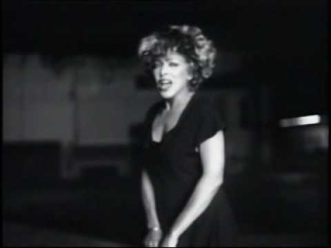 Tina Turner - Why Must We Wait Until Tonight (Official Video) [SHQ]