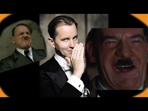 Ja und Nein - Max Raabe with arguing Hitlers
