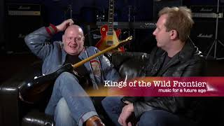 'Kings of the Wild Frontier' Full length Promo - JOHNNY NORMAL & MARCO PIRRONI INTERVIEW 2016