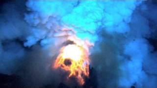 Undersea Volcano Eruptions Caught On Video
